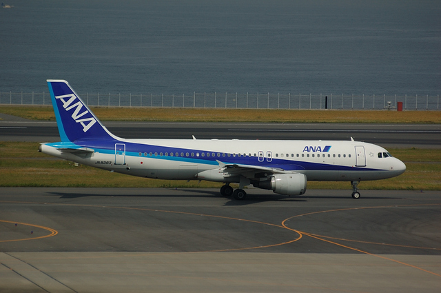 Airbus A320-200(JA8393)