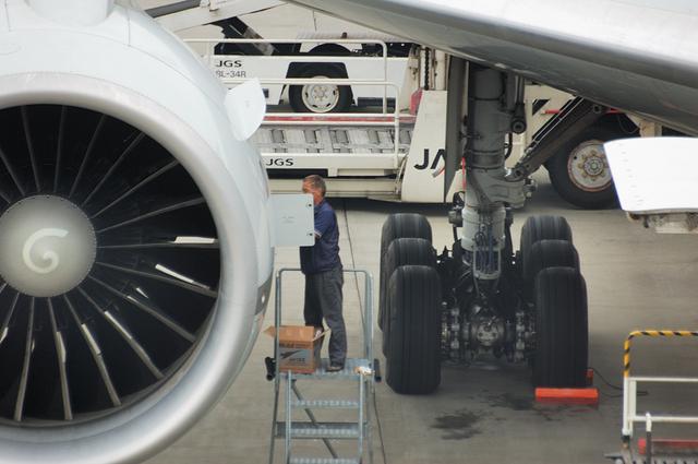 アリタリア航空 Boeing777-200 2