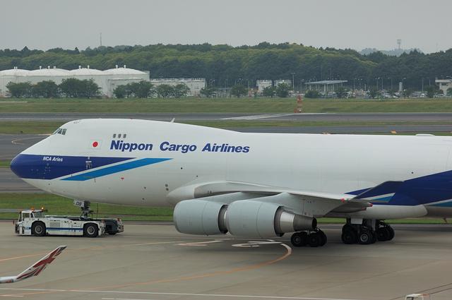 ECA Boeing747-400F ノーマルカラー