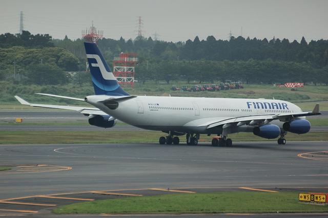 Finnair Airbus A340-300