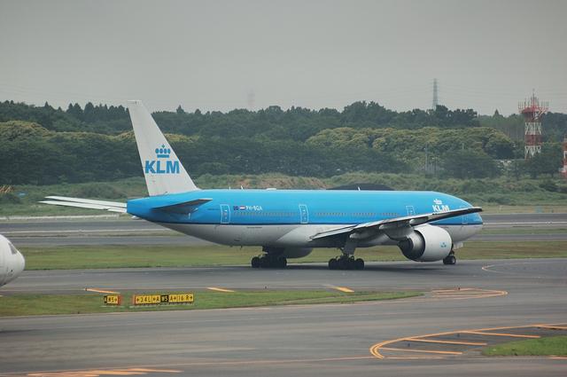KLM Boeing777-200