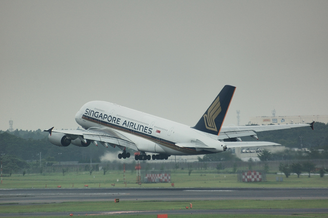 Airbus A380 その9