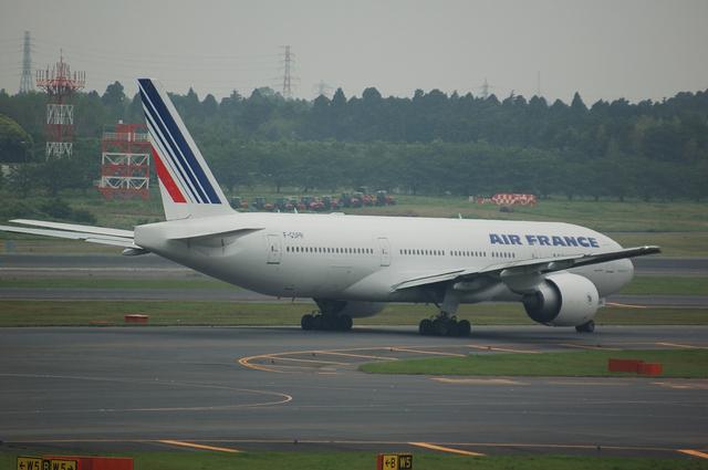 エールフランス Boeing777-200ER 1