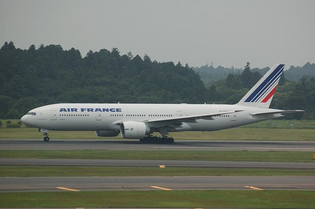 エールフランス Boeing777-200ER 2