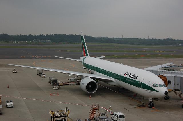アリタリア航空 Boeing777-200 5