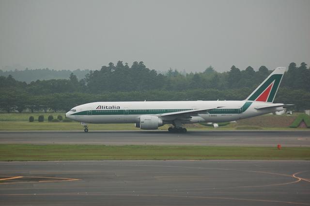 アリタリア航空 Boeing777-200 6