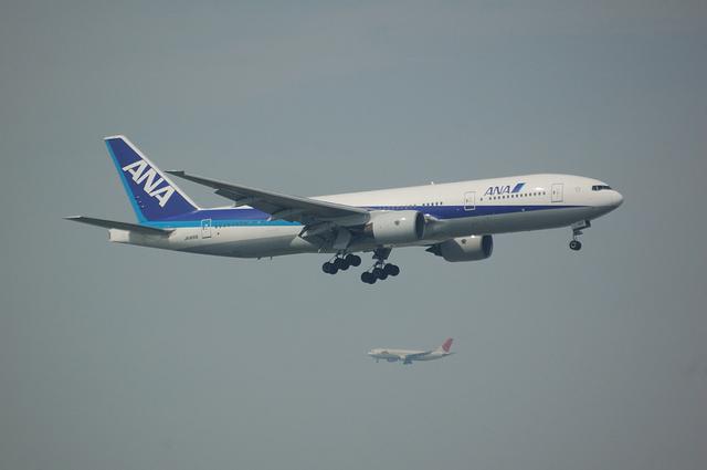 ANA Boeing777-200