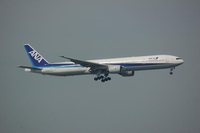 ANA Boeing777-300