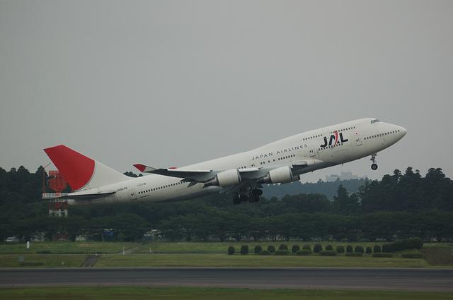 Boeing747-400(JA8076)