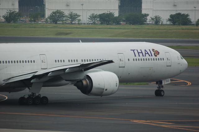 タイ国際航空 Boeing777-300 2