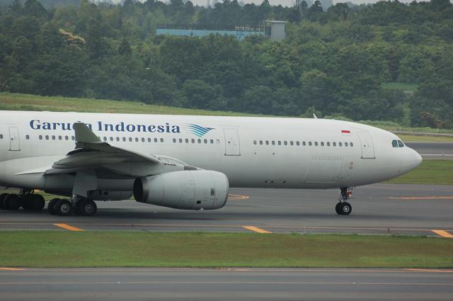 ガルーダインドネシア航空 A330-300 2