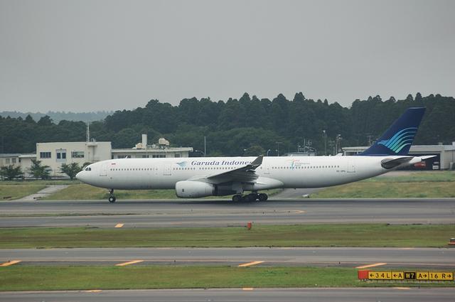 ガルーダインドネシア航空 A330-300 4