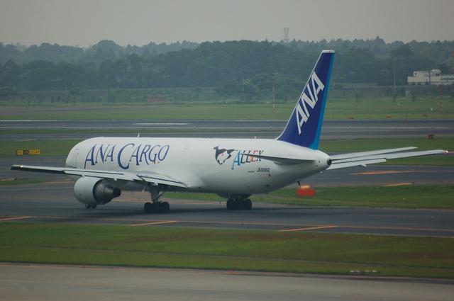 ANA ALLEX Boeing767-300F(BCF)