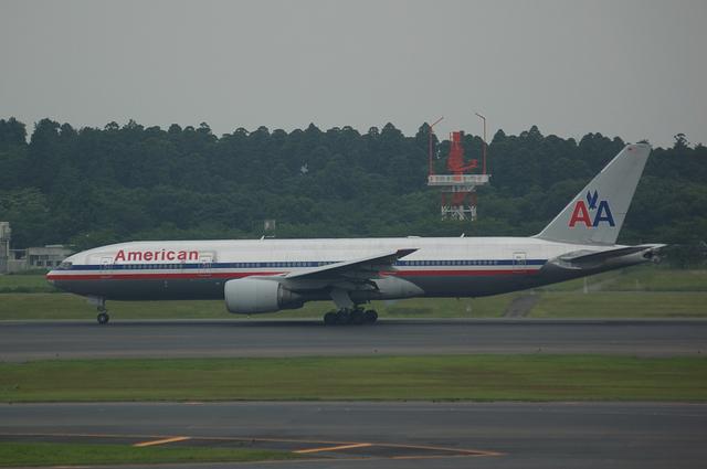アメリカン航空 Boeing777-200(ER)