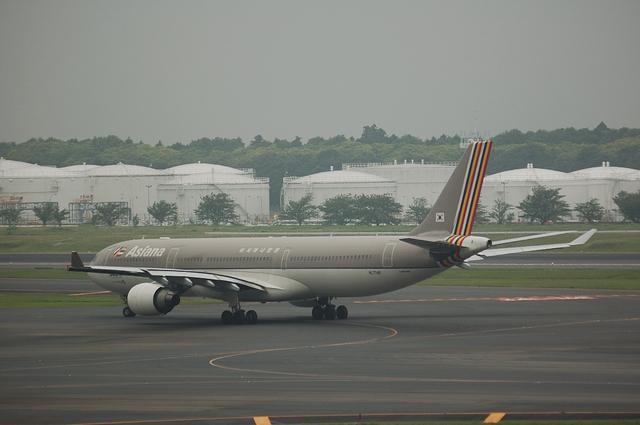アシアナ航空 Airbus A330-300(HL7740)