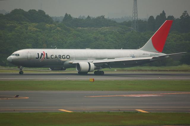 JAL CARGO Boeing767-300F(ER)