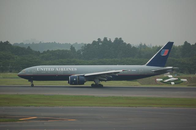 ユナイテッド航空 Boeing777-200(ER)