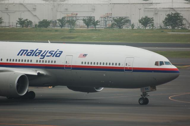 マレーシア航空 Boeing777-200 2