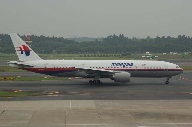 マレーシア航空 Boeing777-200 3