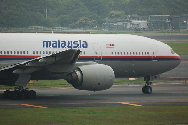 マレーシア航空 Boeing777-200 4