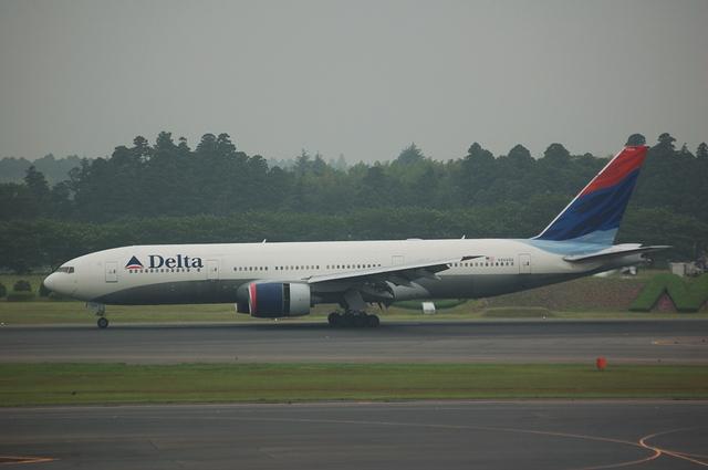 デルタ航空 Boeing777-200(ER)