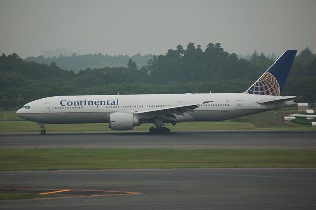 コンチネンタル航空 Boeing777-200(ER)