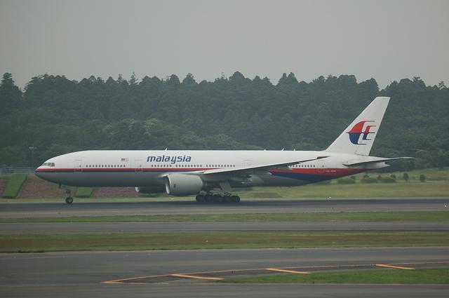 マレーシア航空 Boeing777-200 5