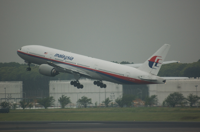 マレーシア航空 Boeing777-200 6