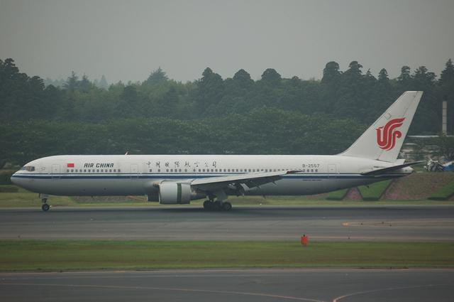 中国国際航空公司 Boeing767-300
