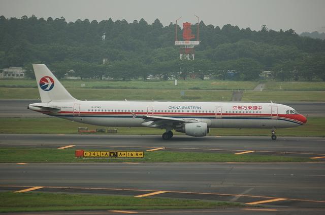 中国東方航空 A321-200 2