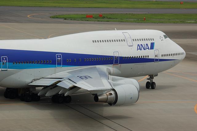 Boeing747-400D(JA8964)