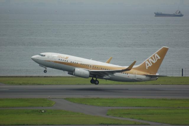 Boeing737-700 ローテーション
