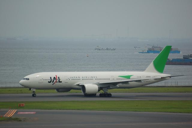 JAL Boeng777-200(JA8984)