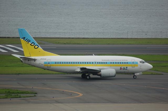 エア・ドゥ Boeing737-500(JA8504)