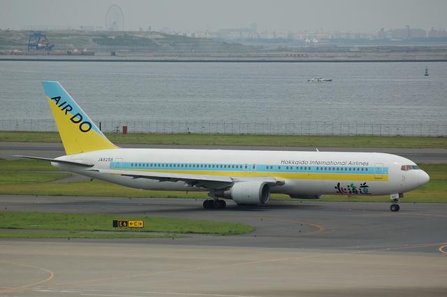 Boeing767-300(JA8258) 北海道