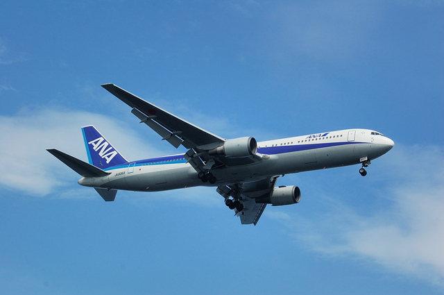 ANA Boeing767-300(JA8363)