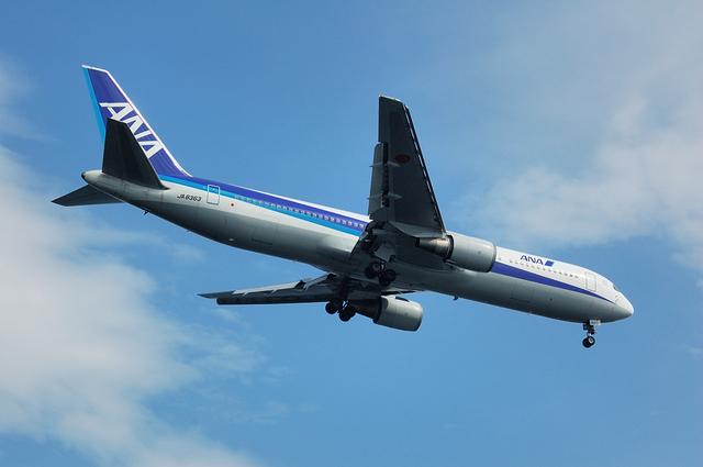 全日空 Boeing767-300