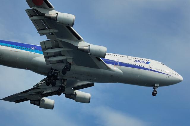 Boeing747-400D(JA8099)