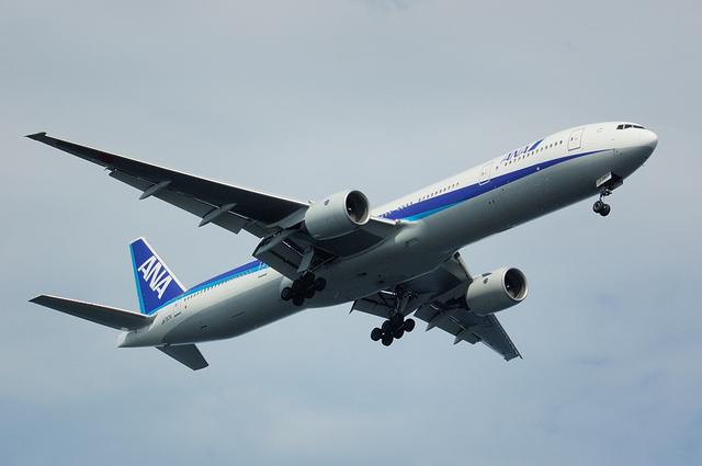 Boeing777-300(JA757A)