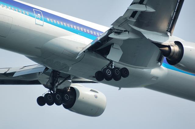 全日空Boeing777-300