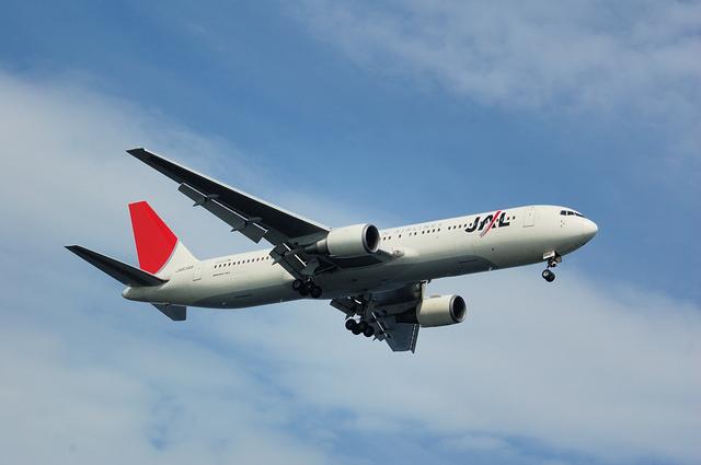 JAL Boeing767-300(JA8398)
