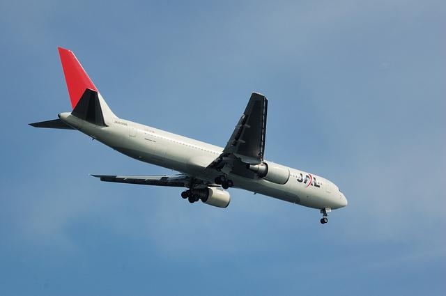 日本航空 Boeing767-300