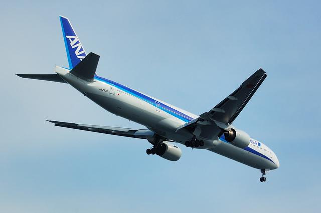 全日空 Boeing777-300