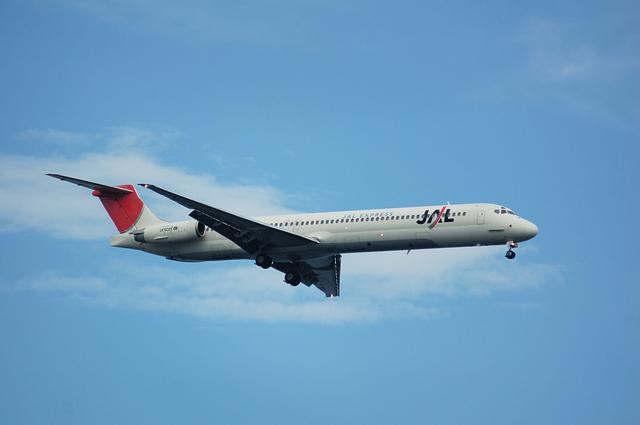 MD-81(JA8262)