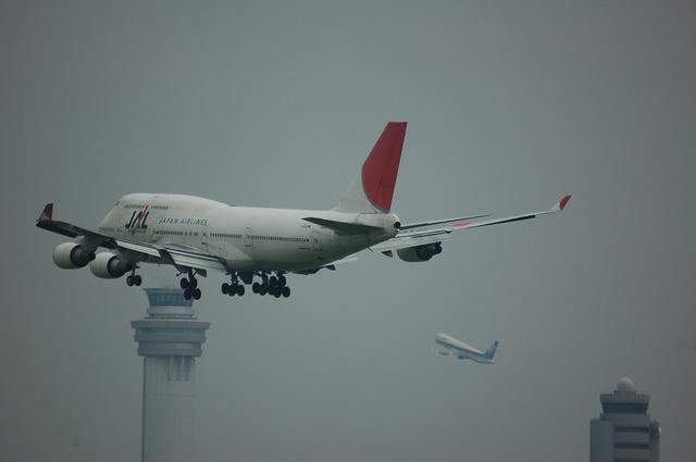 Boeing747-400(JA8912)