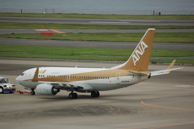 Air Nippon Boeing730-700
