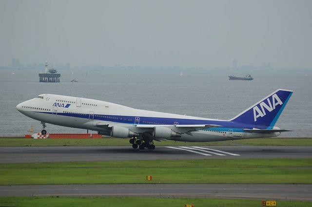 Boeing747-400D(JA8960) VR