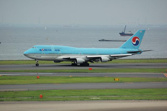 KOREAN AIR Boeing747-400