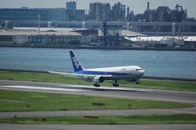 ANA Boeing767