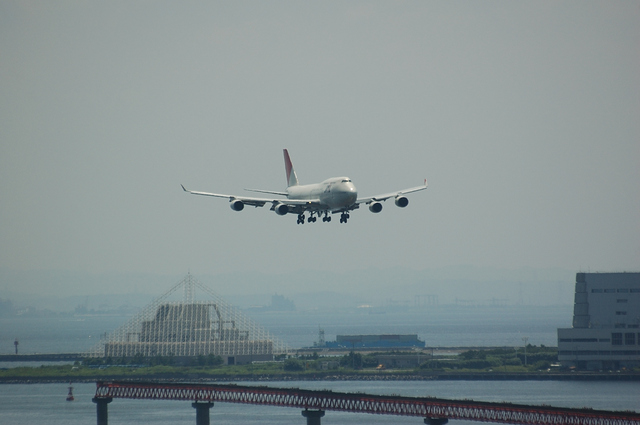 JAL Boeing747-400